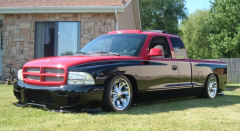 dodge dakota truck