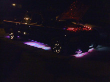 dodge dakota truck underglow