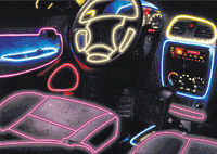 neon wires custom lighting for all your vehicle lighting needs. Black Bedroom Furniture Sets. Home Design Ideas