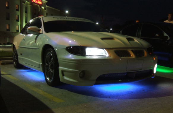 Make Car Underglow