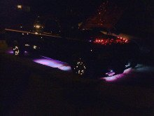 dodge dakota truck underglow
